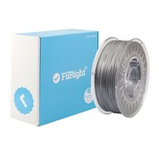 FilRight FilRight Maker PLA - 1 kg - Grey Metal