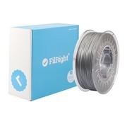FilRight FilRight Maker PLA - 1 kg - Grijs Metaal