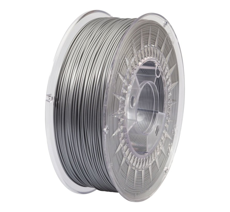 FilRight Maker PLA - 1 kg - Grey Metal
