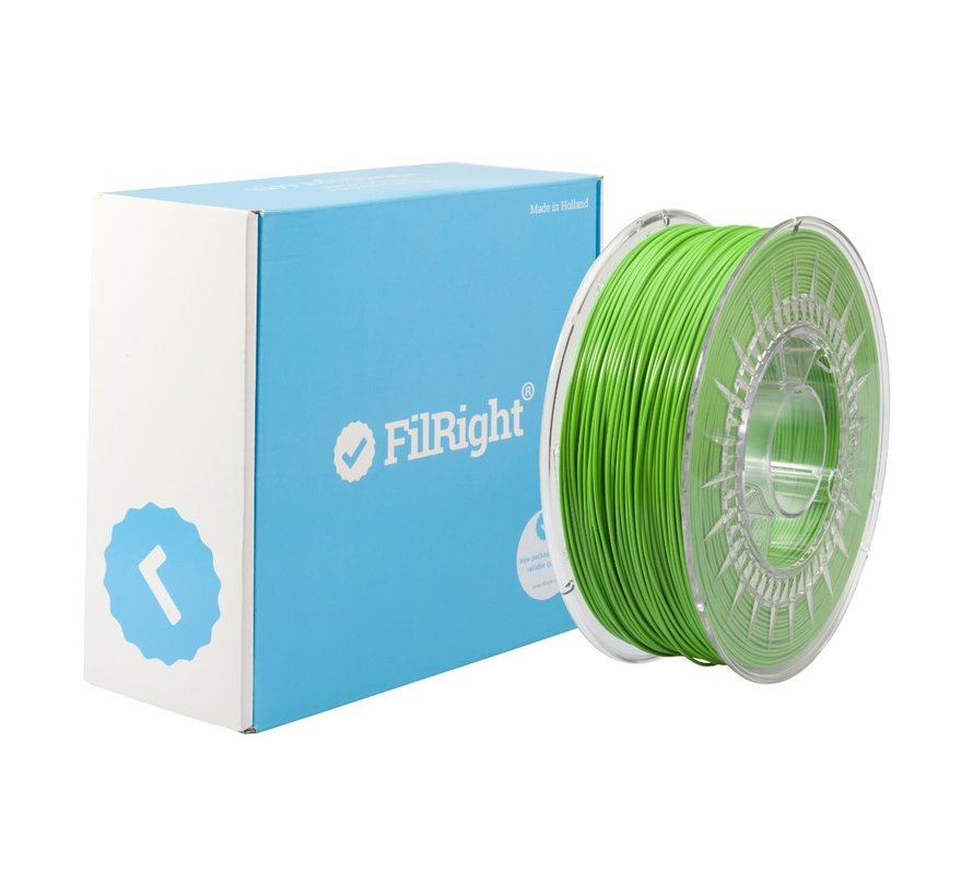 FilRight Maker PLA - 1 kg - Green