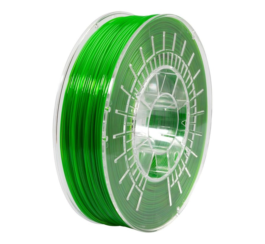 FilRight Pro PETG - 750 g - Groen transparant