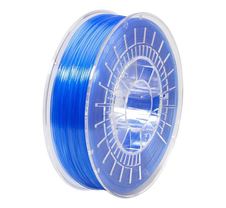 FilRight Pro PETG - 750 g - Blauw transparant