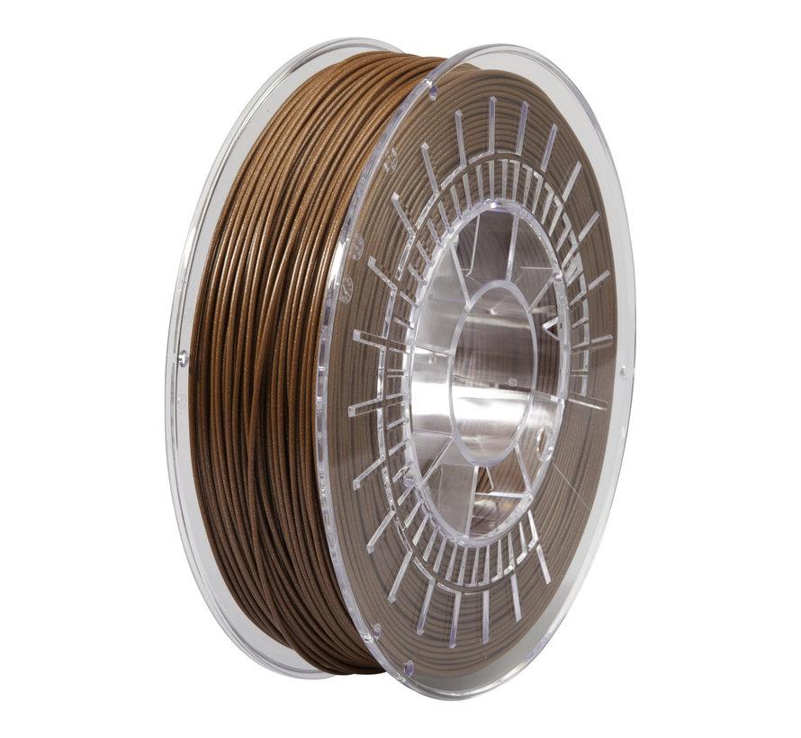 FilRight Pro PLA+ - 750 g - Metallic Brown
