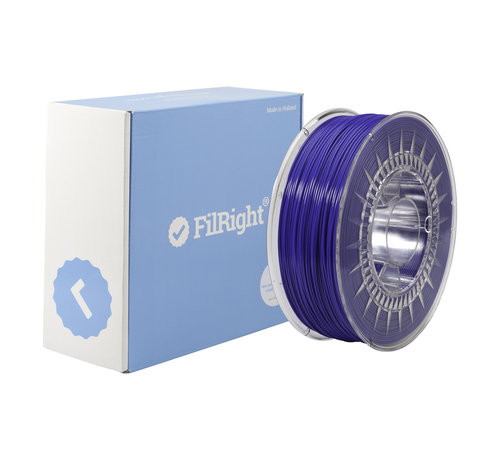 FilRight FilRight Maker PLA - 1 kg - Blauw