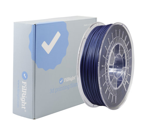 FilRight FilRight Pro PLA+ - 750 g - Metallic Dark Blue