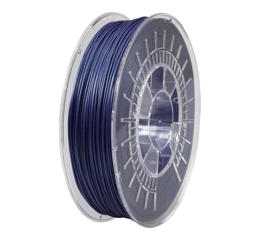 FilRight Pro PLA+ - 750 g - Metallic Donker Blauw