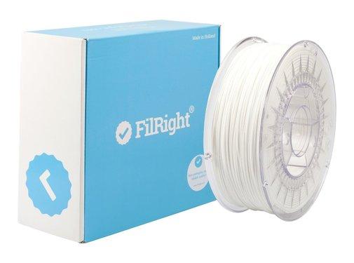 FilRight FilRight Maker PLA - 1.75mm - Production Pack White