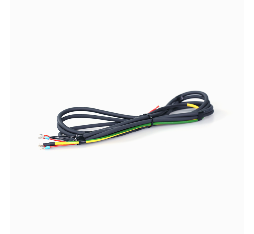 Raise3D E2 Heated Bed Cables