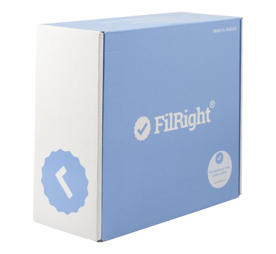 FilRight rPLA - 1.75mm - 1 kg - Wit