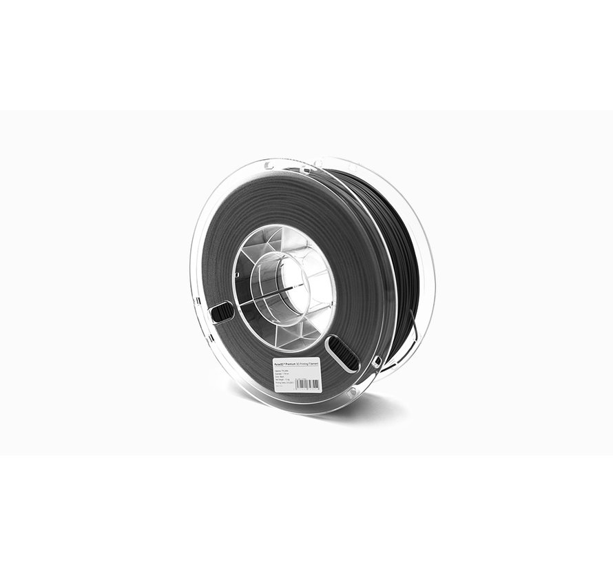 Raise3D Premium TPU-95A Filament - Black - 1.75mm -1kg