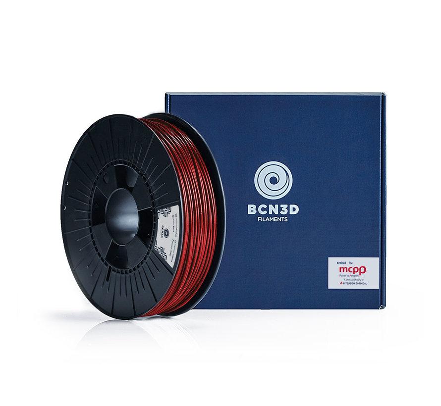 BCN3D  Filament PLA - 2.85 mm - 750 g - Rood