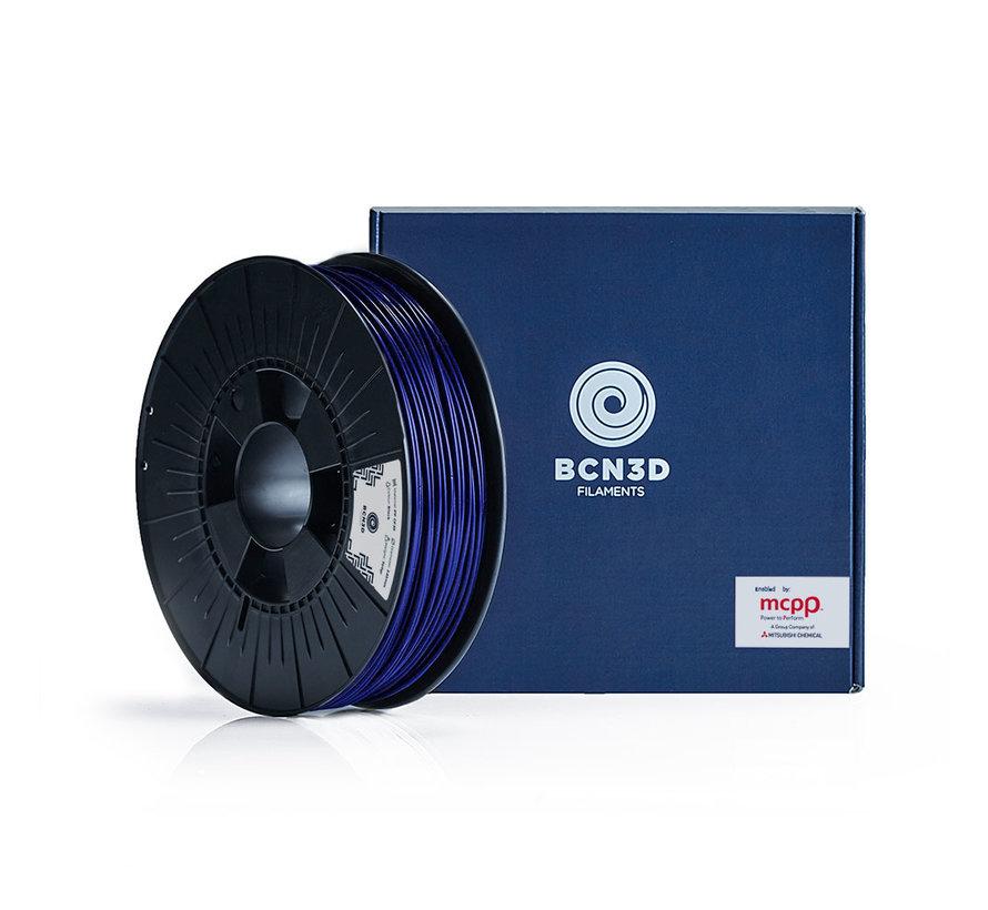 BCN3D  Filament PLA - 2.85 mm - 750 g - Blauw