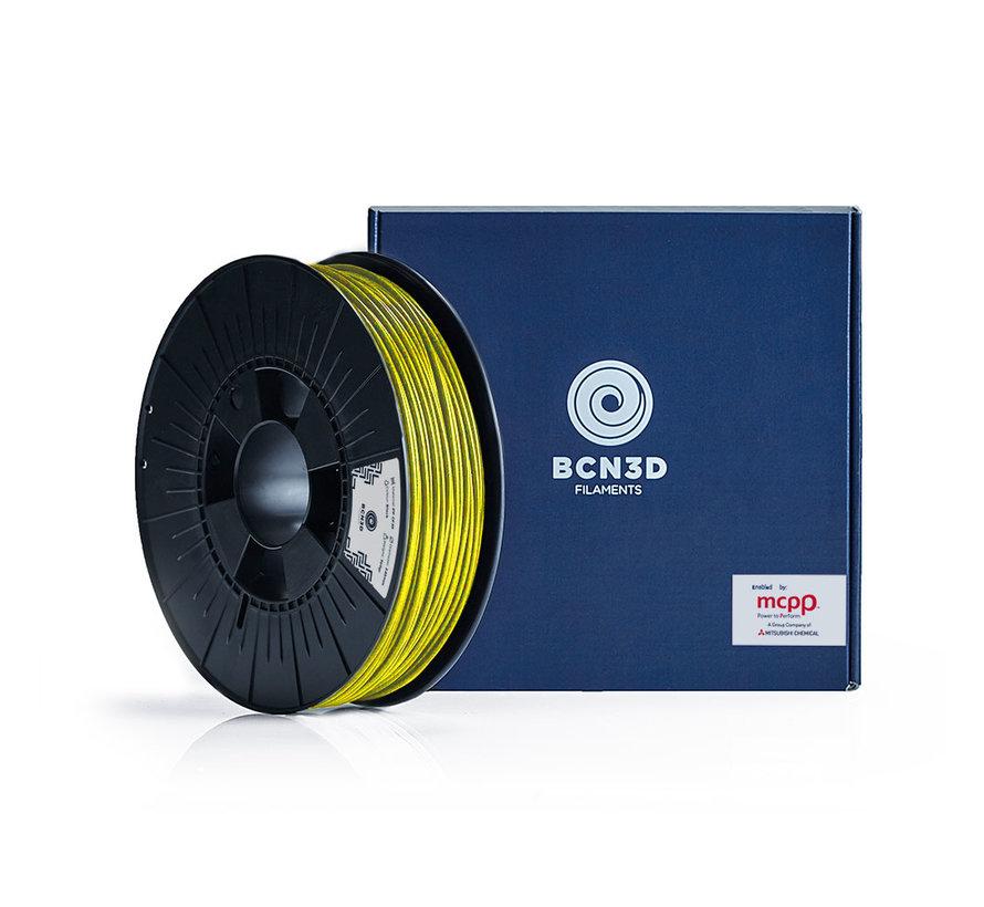 BCN3D  Filament PLA - 2.85 mm - 750 g - Geel