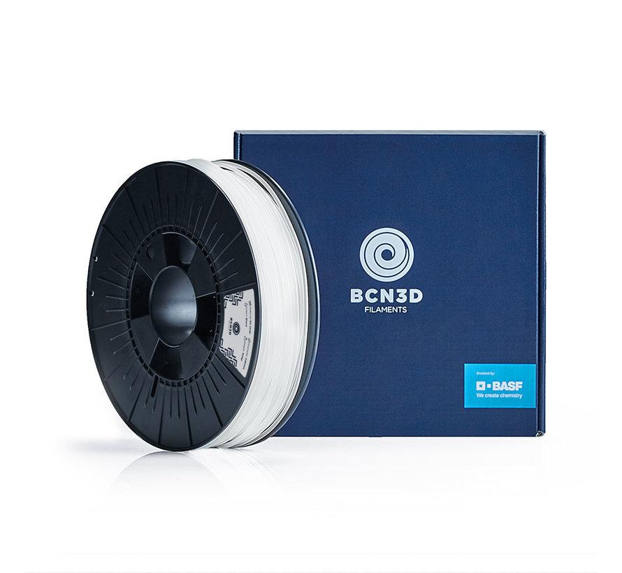 BCN3D  Filament PP - 2.85 mm - 700 g - Wit