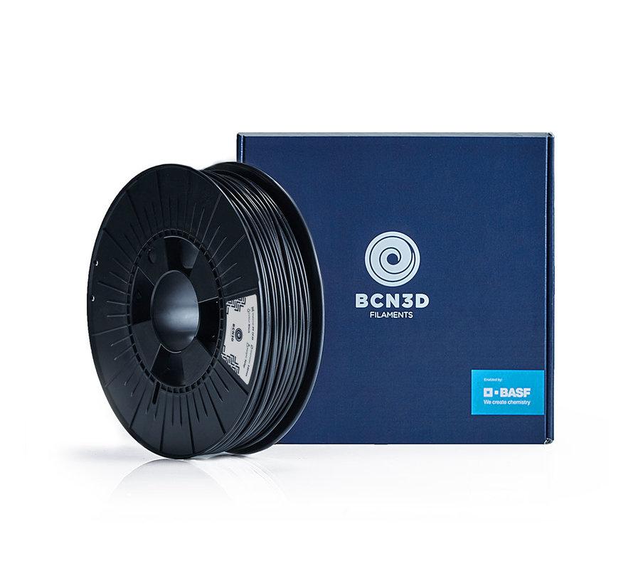 BCN3D  Filament PP GF30 - 2.85 mm - 700 g - Zwart