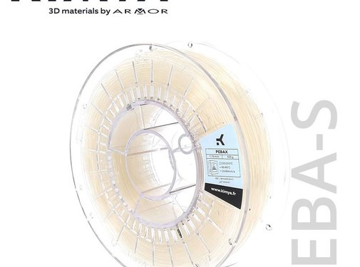 Kimya Kimya PEBA-S Filament - 500 g - Natural