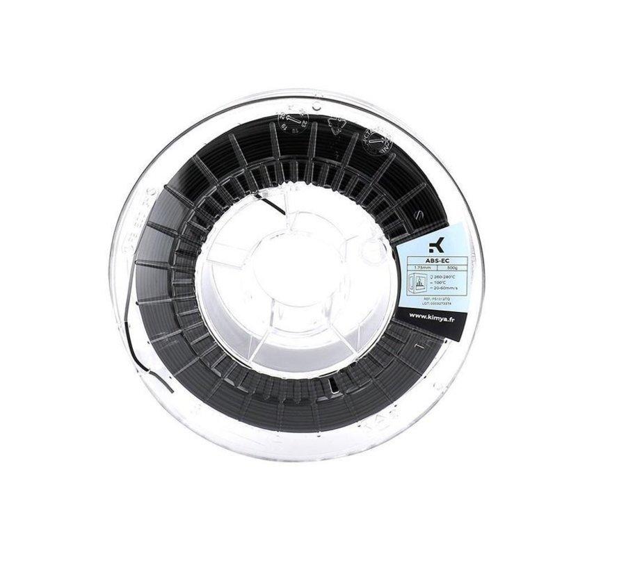 Kimya ABS-EC Filament - 500 g - Zwart