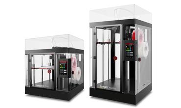 De nieuwe Raise3D Pro3 Series 3D printers