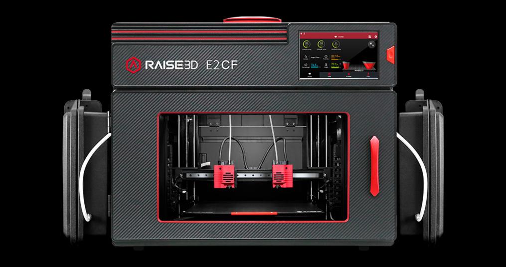 Raise3D introduceert nieuwe E2CF professionele desktop 3D-printer