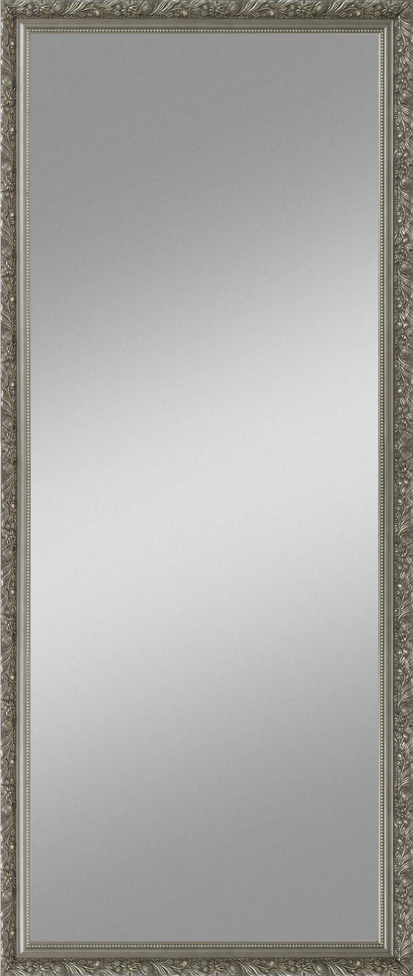 Zalena Rahmenspiegel Alica mit floraler Stuktur