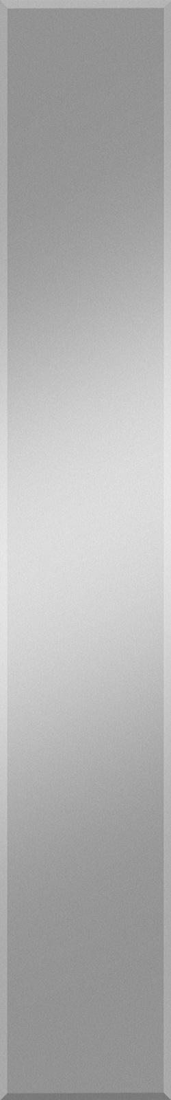 Zalena Schlicht- und eleganter Facettenspiegel Garbo