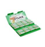 Gillette 7 O'Clock safety razor mesjes 100 stuks