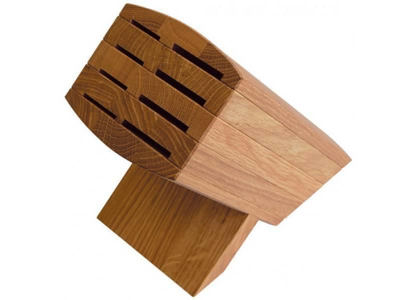 Kai messenblok voor 8 messen 6600-BN