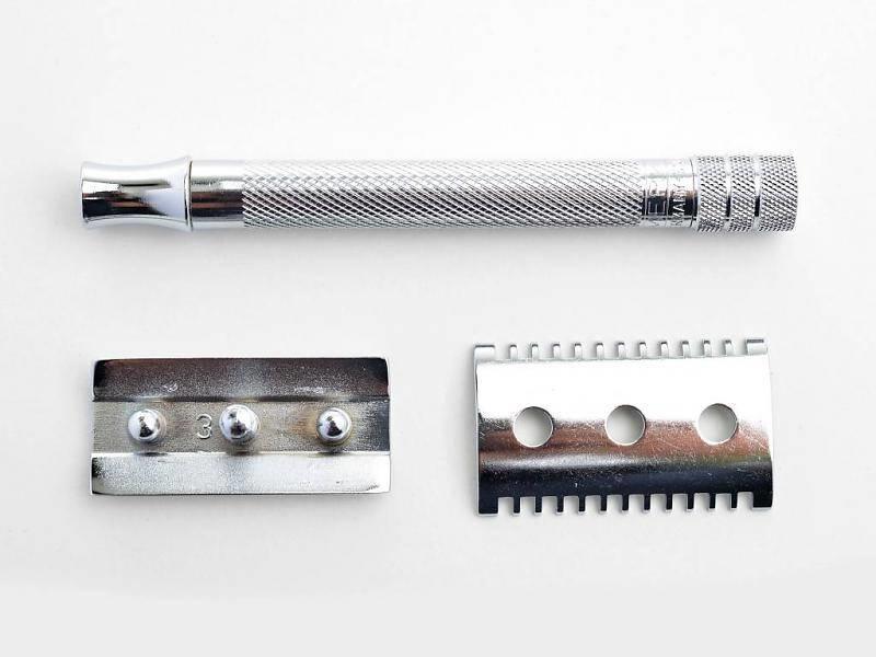 Merkur safety razor 25c