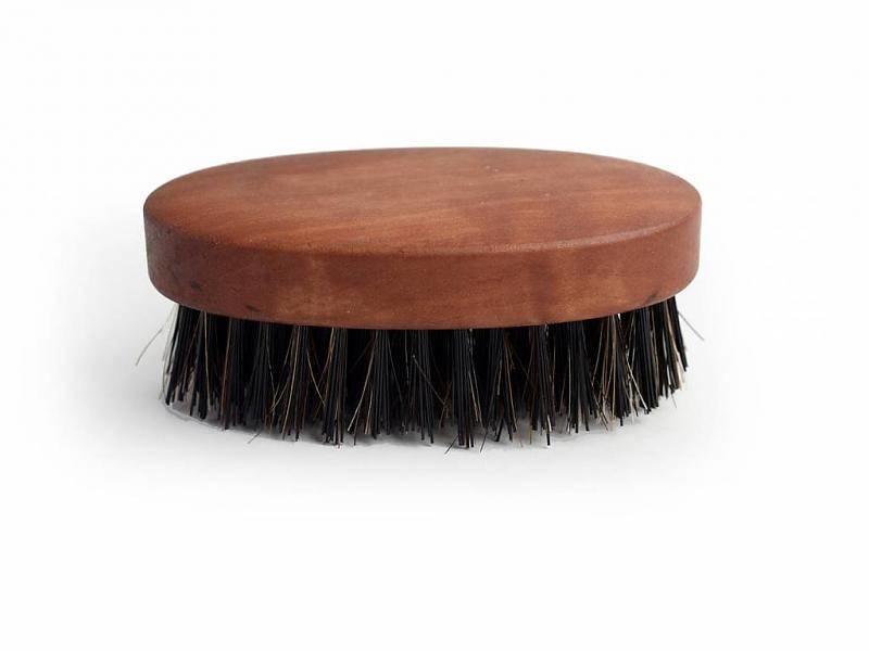 Keller Baardborstel met synthetische en wild zwijn haren