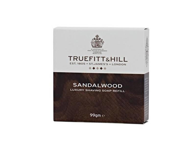 Truefitt & Hill Sandalwood scheerzeep refill
