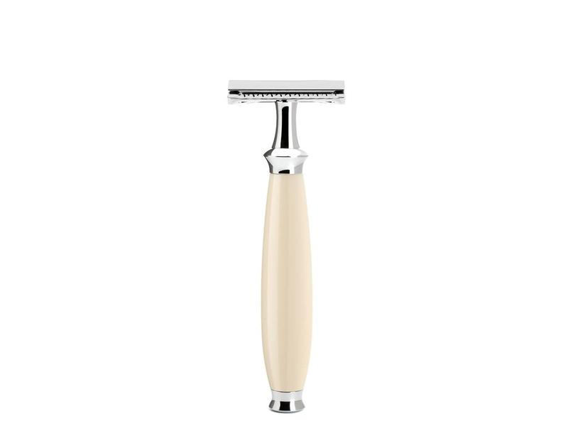 Muhle safety razor PURIST - ivoor wit