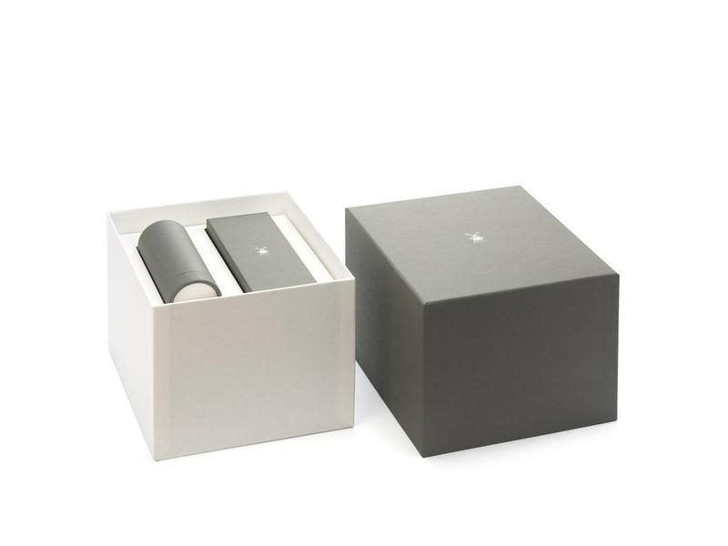Muhle Purist serie berk - silvertip fibre - Fusion