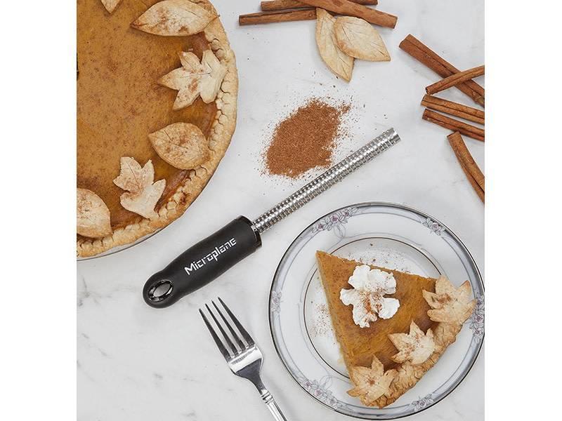 Microplane kleine rasp voor gember, chocolade, noten, enz
