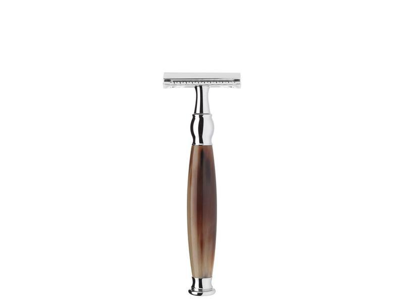 Muhle safety razor SOPHIST - licht hoorn