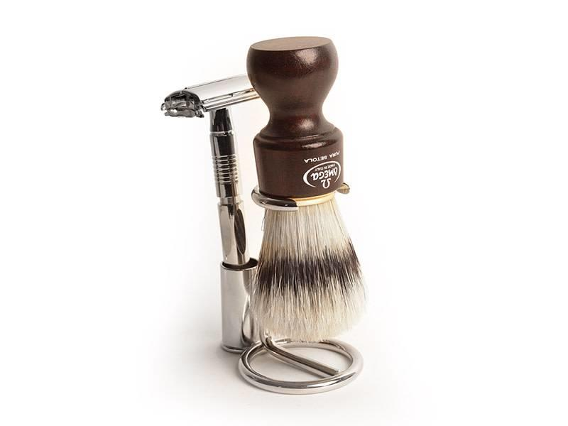 De Messenwinkel #1 safety razor scheerset
