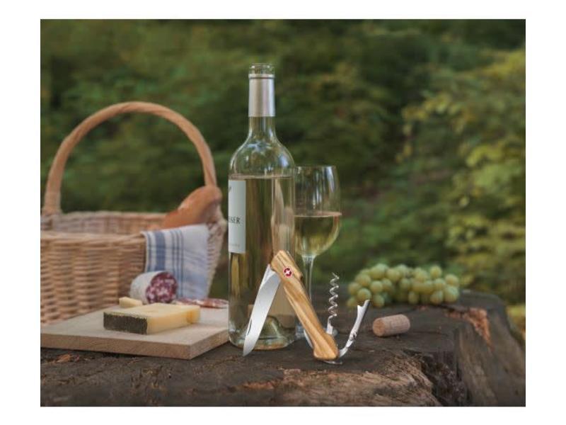 VICTORINOX Wine Master (Olijfhout)