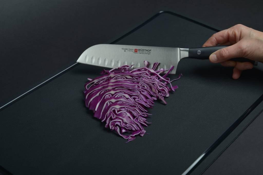 De Messenwinkel kookt: Rode kool salade met appel en sesamzaad