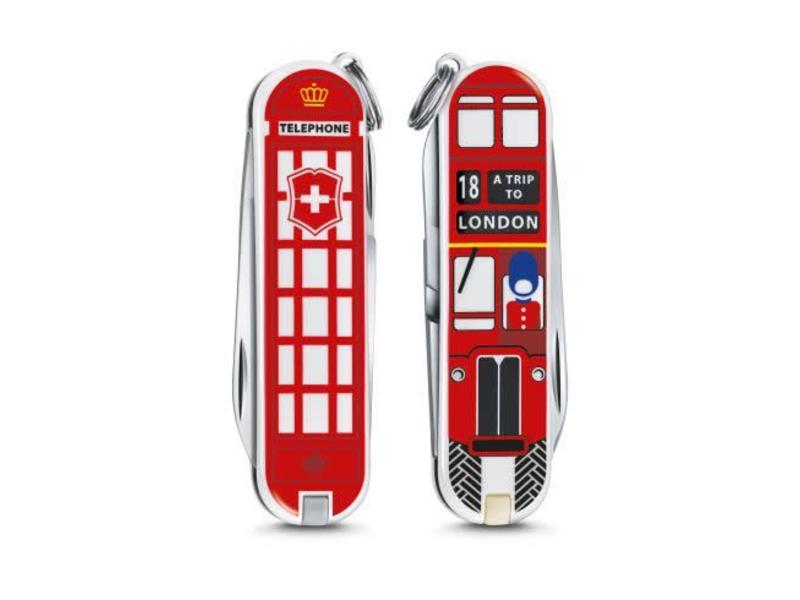VICTORINOX Classic 'A Trip to London'