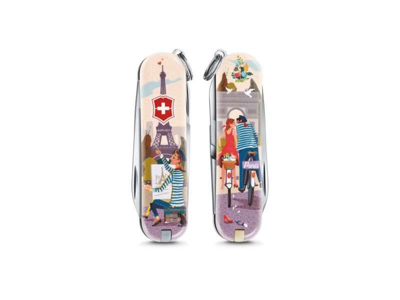 VICTORINOX Classic 'The City of Love'