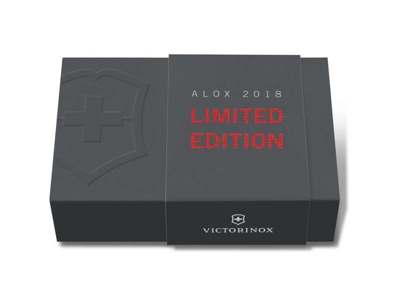 VICTORINOX Cadet Alox Limited edition 2018