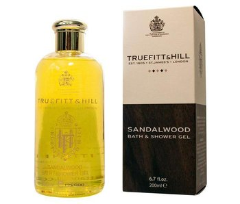 Truefitt & Hill Sandalwood Douchegel