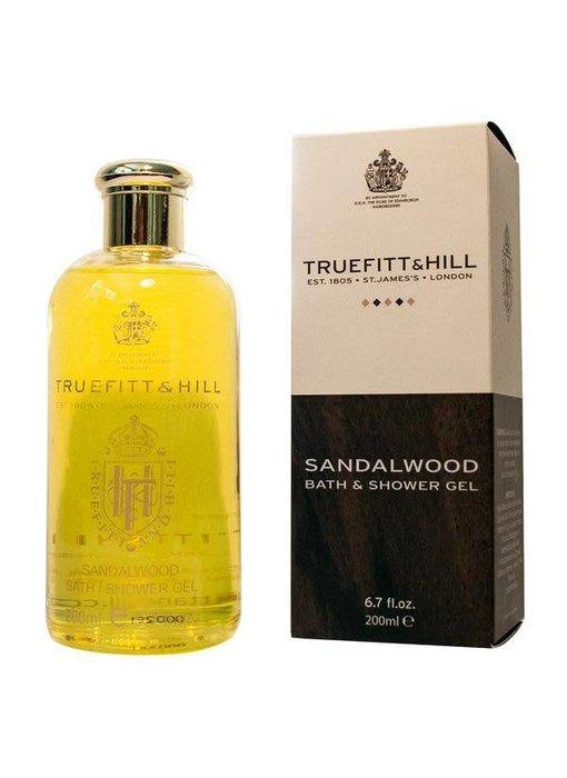 Truefitt & Hill Sandalwood Douchegel