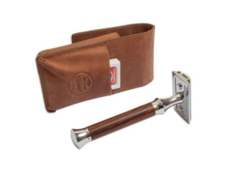 Giesen & Forsthoff safety razor Vintage etui