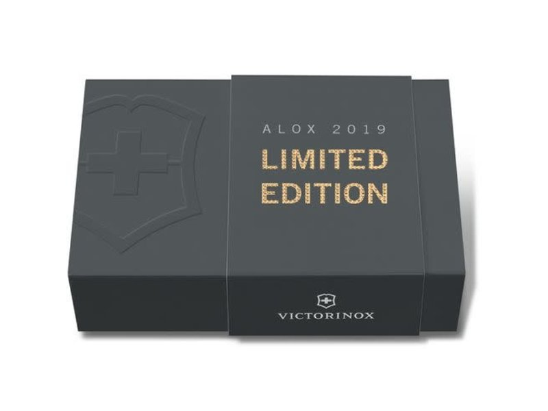 VICTORINOX Classic Alox Limited Edition 2019