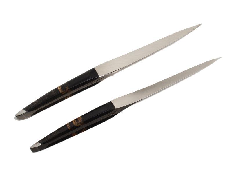 Sknife 2 Steakmessen Essenhout