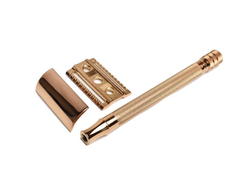 Merkur safety razor 24c (L) Gold