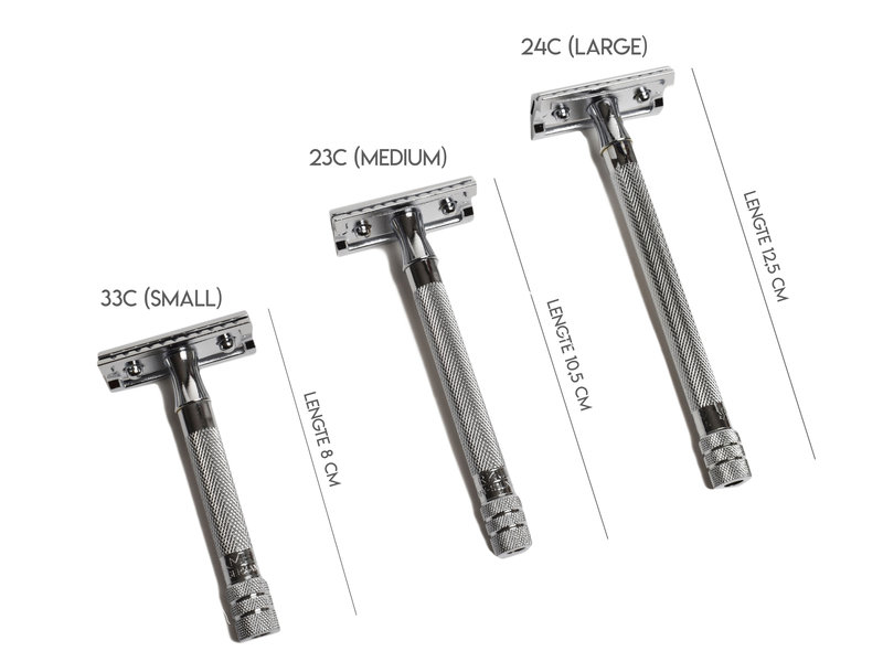 Merkur safety razor 33c (S)
