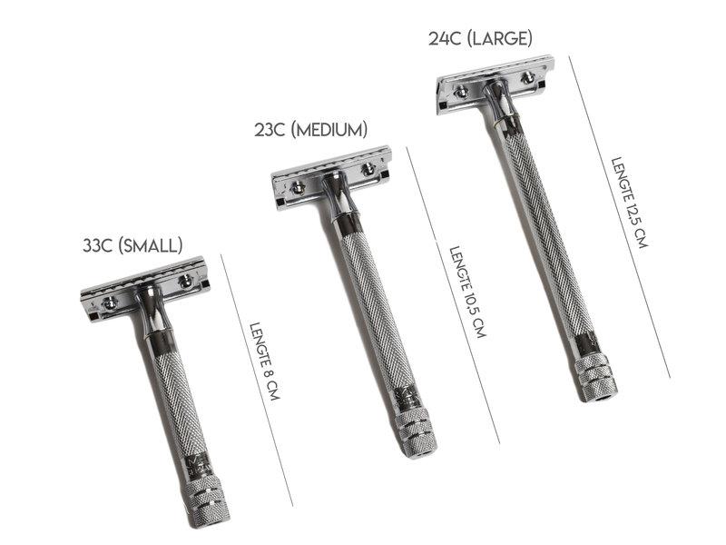 Merkur safety razor 23c (M)