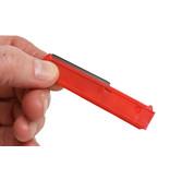 Erbe Rood Shavette houdertje voor korte mesjes (alleen voor Wasa-shavette)