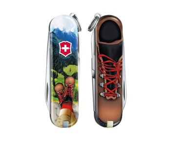 VICTORINOX Classic Limited Edition 2020 - I Love Hiking
